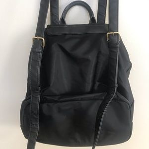 Forever 21 Bags - Small Black Backpack/Bag